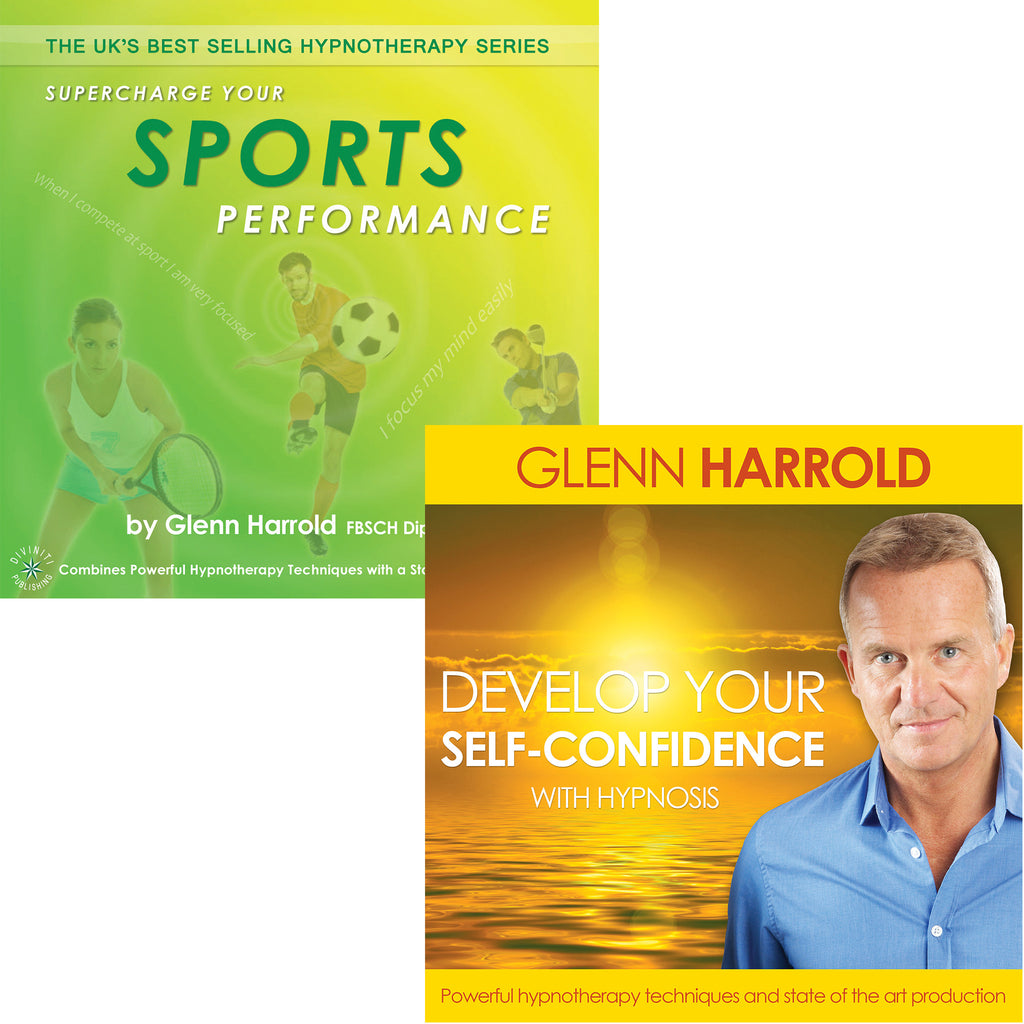 Sports Performance & Develop Your Self Confidence MP3s
