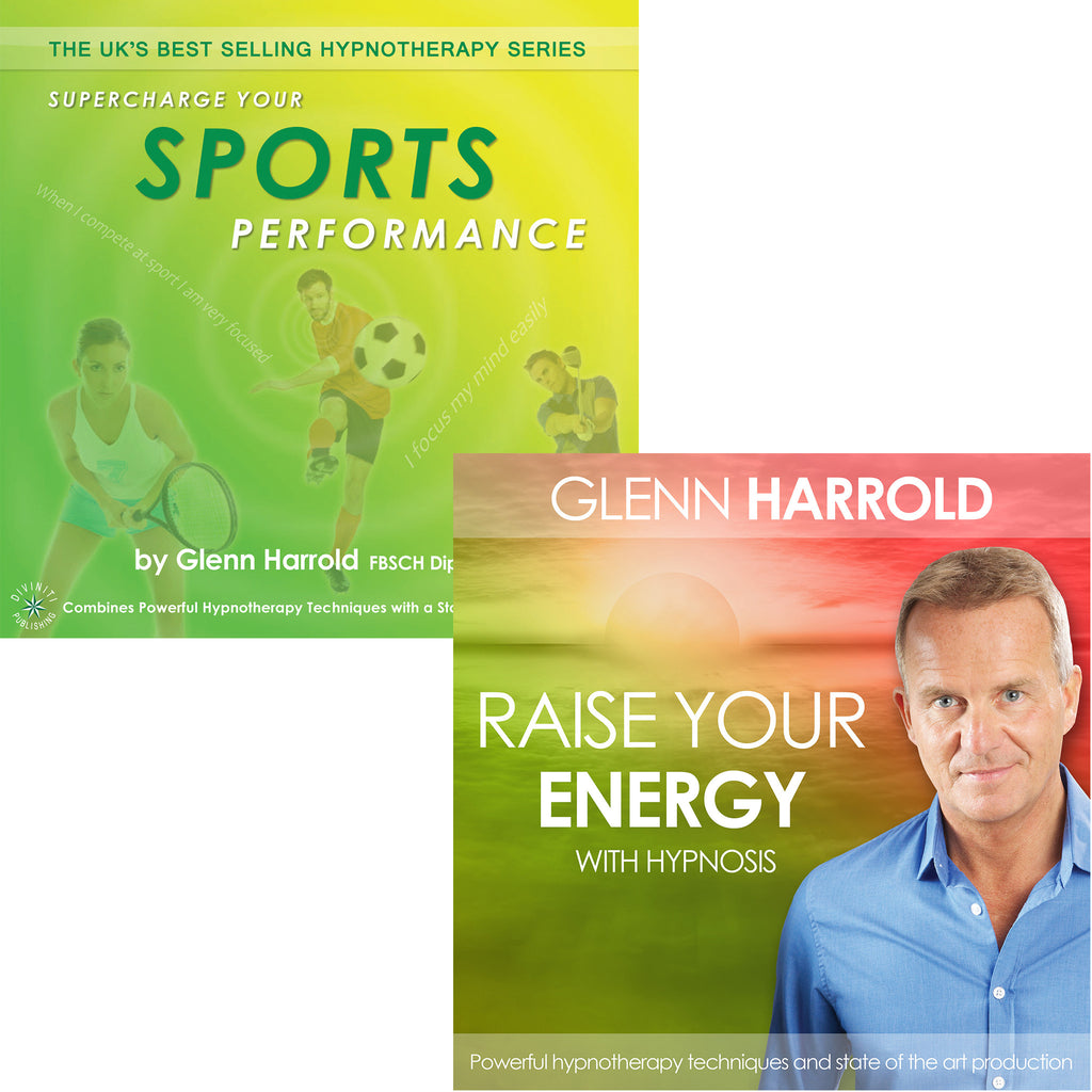 Sports Performance & Raise Your Energy and Motivation MP3s