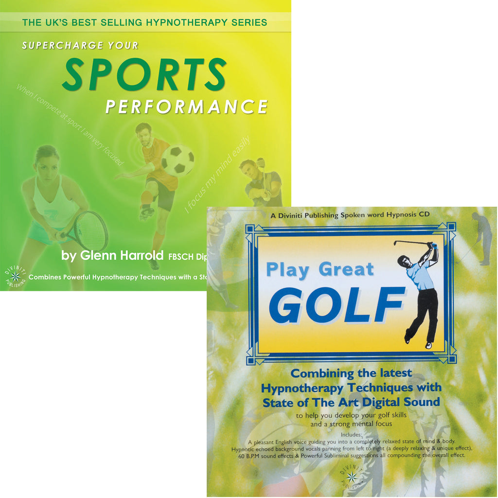 Play Great Golf & Sports Performance MP3s