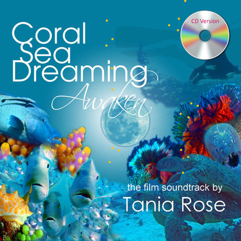 Coral Sea Dreaming - Tania Rose - CD