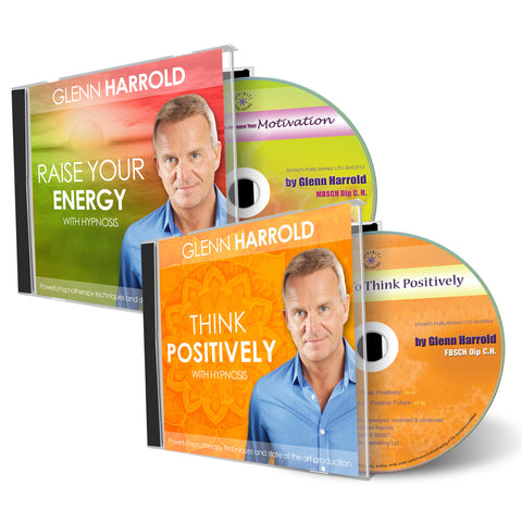 Think Positively & Raise Your Energy CDs