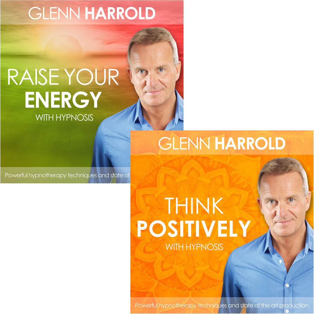 Think Positively & Raise Your Energy MP3s
