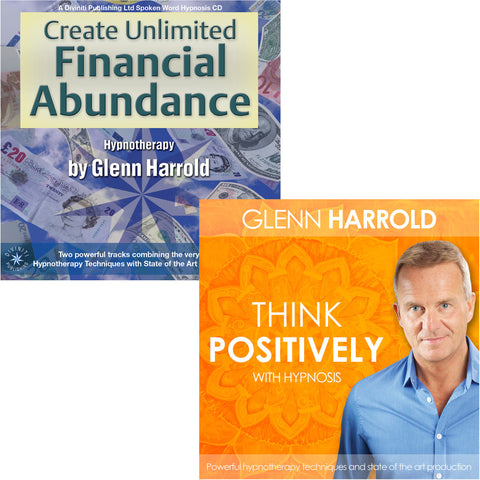 Create Financial Abundance & Think Positively MP3s