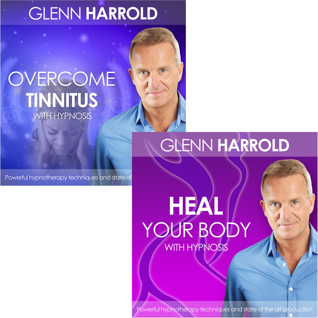 Heal Your Body & Overcome Tinnitus MP3s