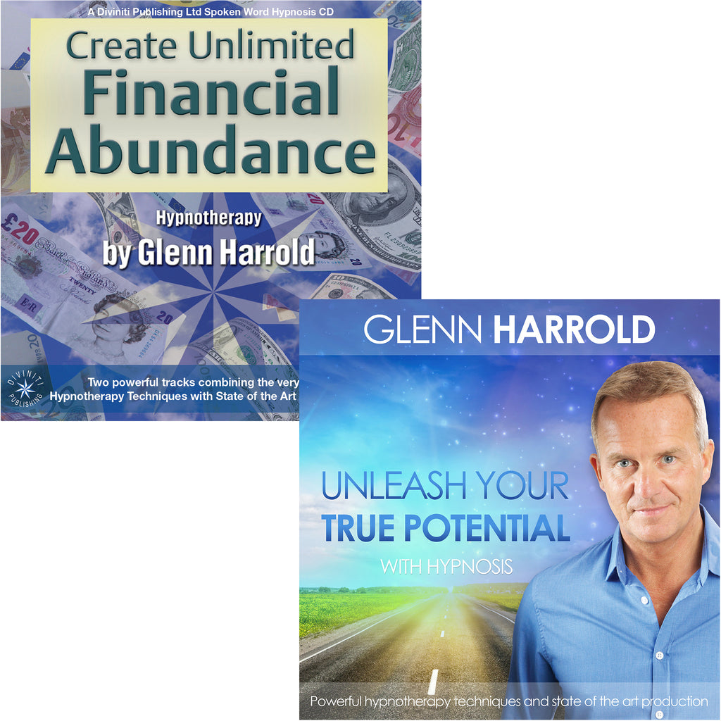 Create Unlimited Financial Abundance & Unleash Your True Potential MP3s