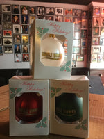 "Uncle Vinnie's Comedy Club ""Holiday"" Ornaments"