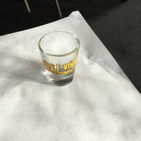 "Uncle Vinnie's Comedy Club ""Shot"" Glass"