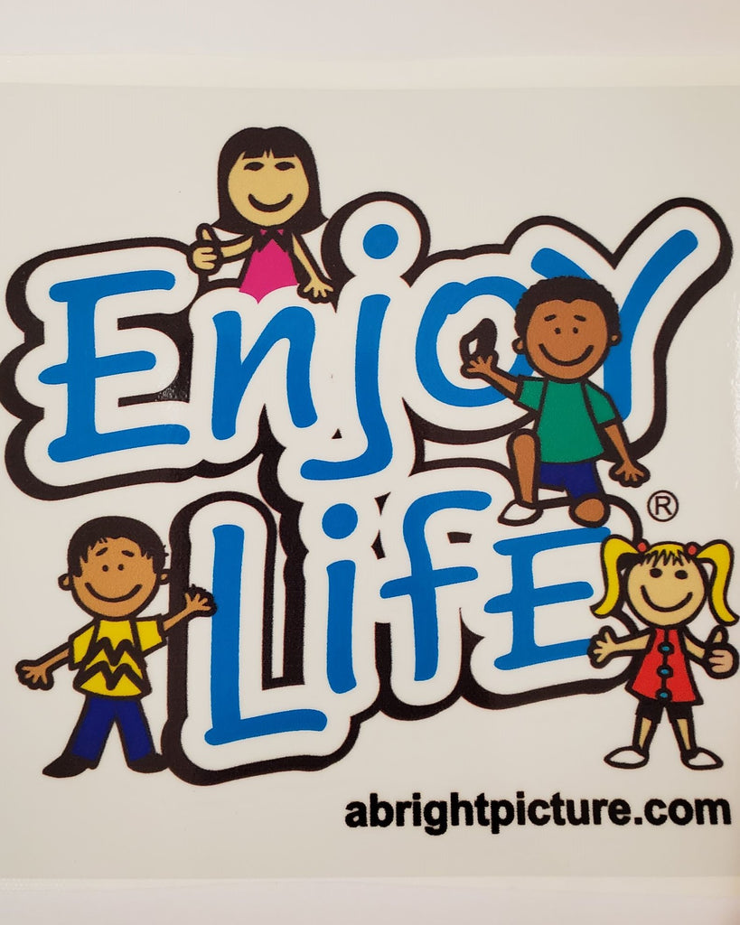 Enjoy Life Kidz Decal