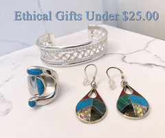 Ethical Gifts Under $25.00