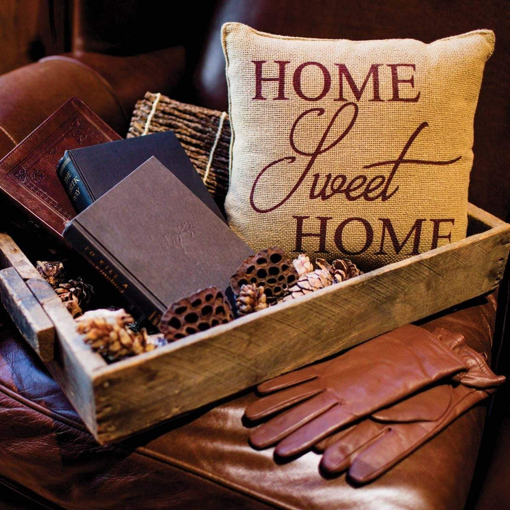 April & Olive Pillow Home Sweet Home Pillow 12x12
