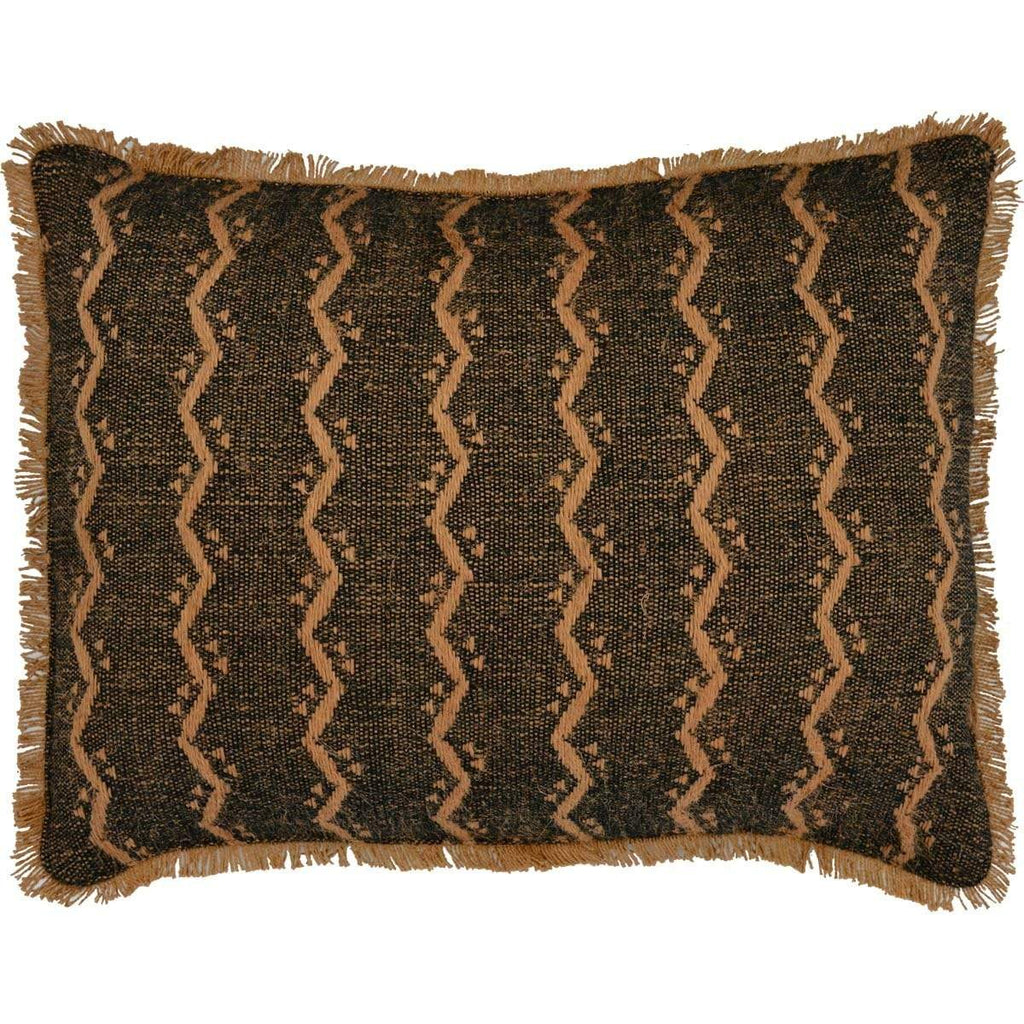 April & Olive Pillow Tatum Jacquard Pillow 14x18
