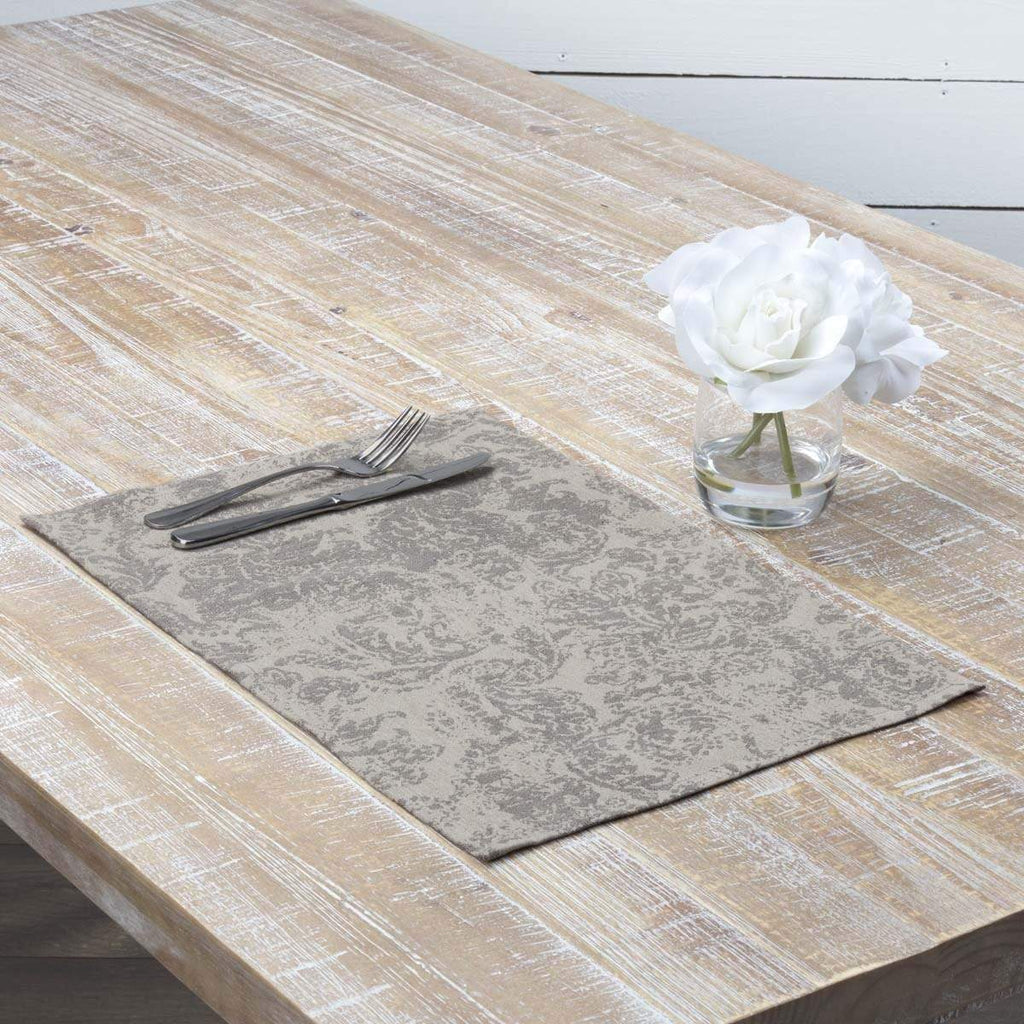 April & Olive Placemat Rebecca Tan Placemat Set of 6 12x18