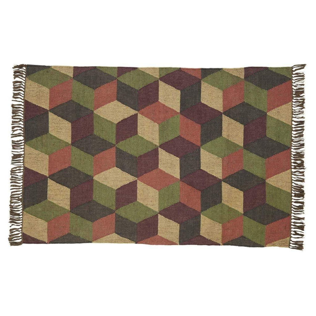 April & Olive Rug Calistoga Kilim Rug Rect 48x72