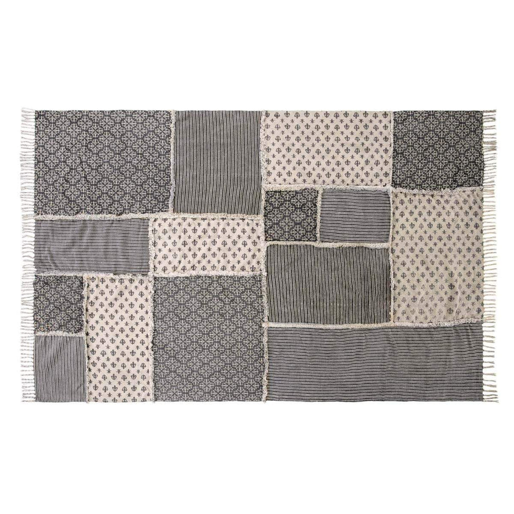 April & Olive Rug Elysee Patchwork Rug Rect 72x108
