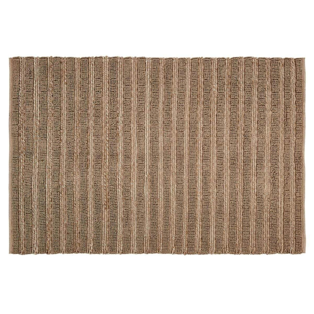 April & Olive Rug Laila Natural Jute Rug 48x72