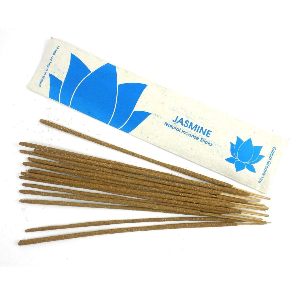 Global Groove (I) Incense Stick Incense, Jasmine - Global Groove (I)