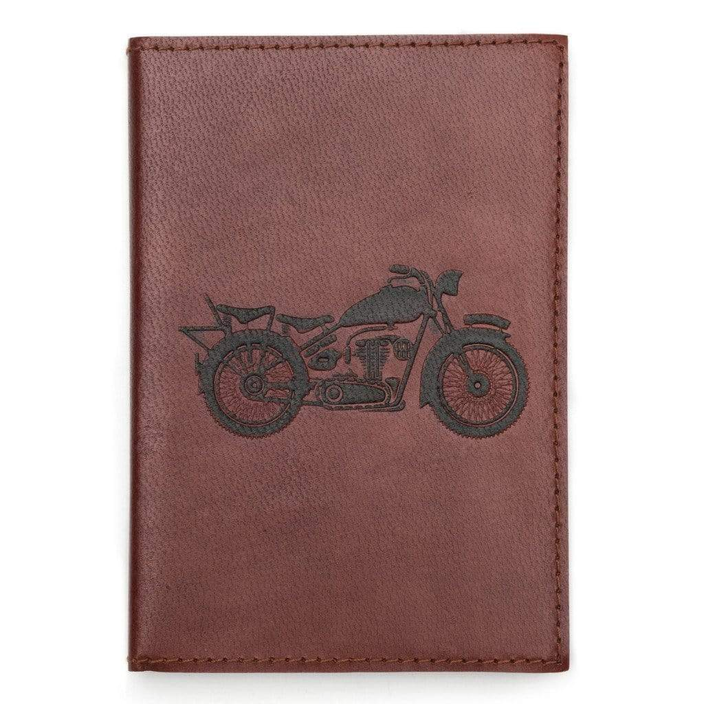 Matr Boomie (J) Journals Bound in Leather Journal - Large - Matr Boomie (J)
