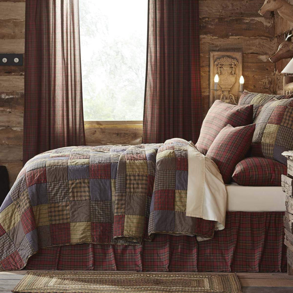 Oak & Asher Quilt Cedar Ridge King Set; 1-Quilt 105Wx95L w/2 Shams 21x37