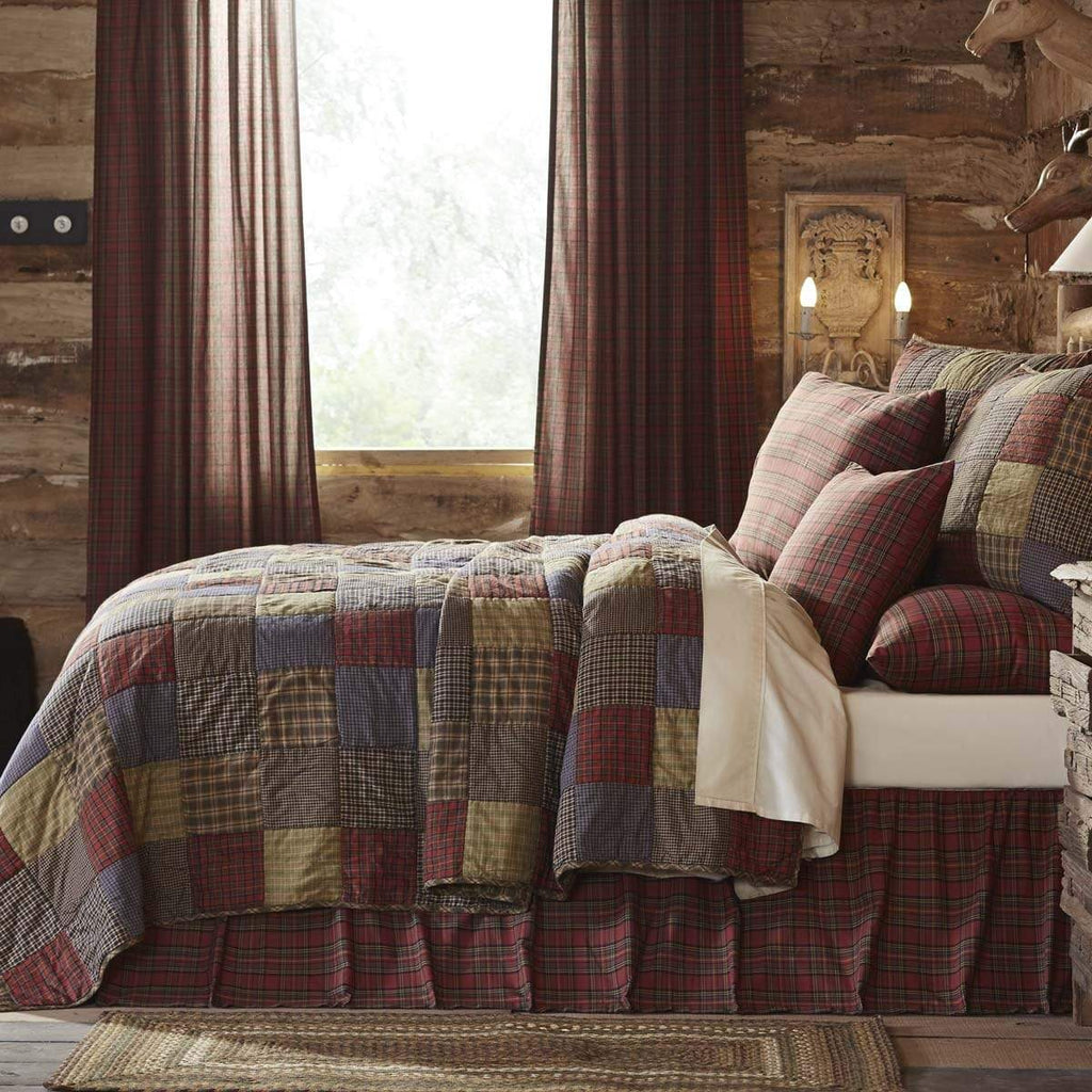 Oak & Asher Quilt Cedar Ridge Luxury King Set; Quilt 105x120 w/2 Shams 21x37