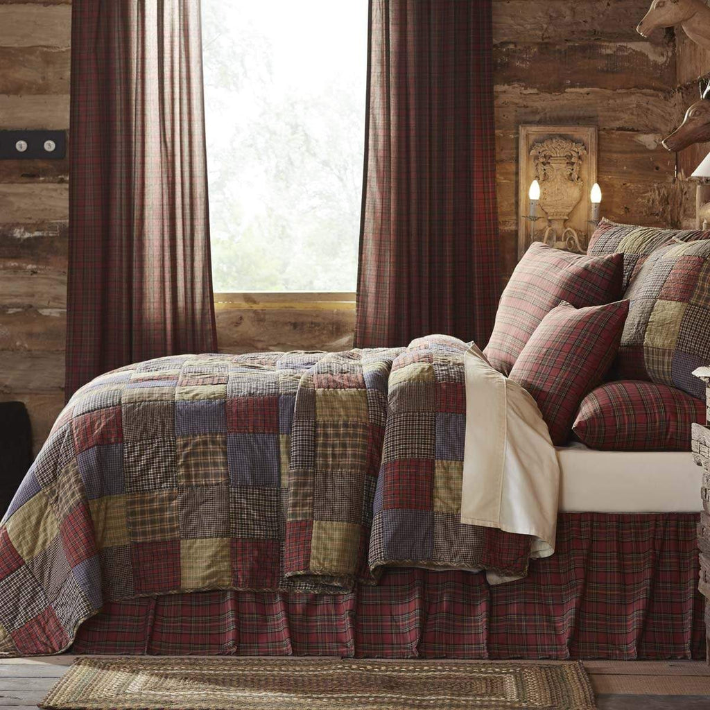 Oak & Asher Quilt Cedar Ridge Twin Set; 1-Quilt 86x68 w/1 Sham 21x27