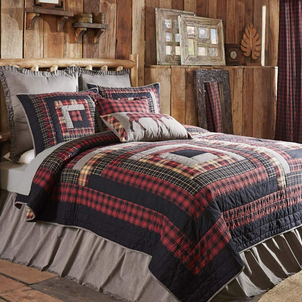 Oak & Asher Quilt Cumberland Luxury King Quilt 120Wx105L