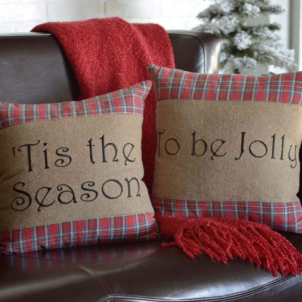 Seasons Crest Pillow Cover Gavin Pillow Set of 2 16x16
