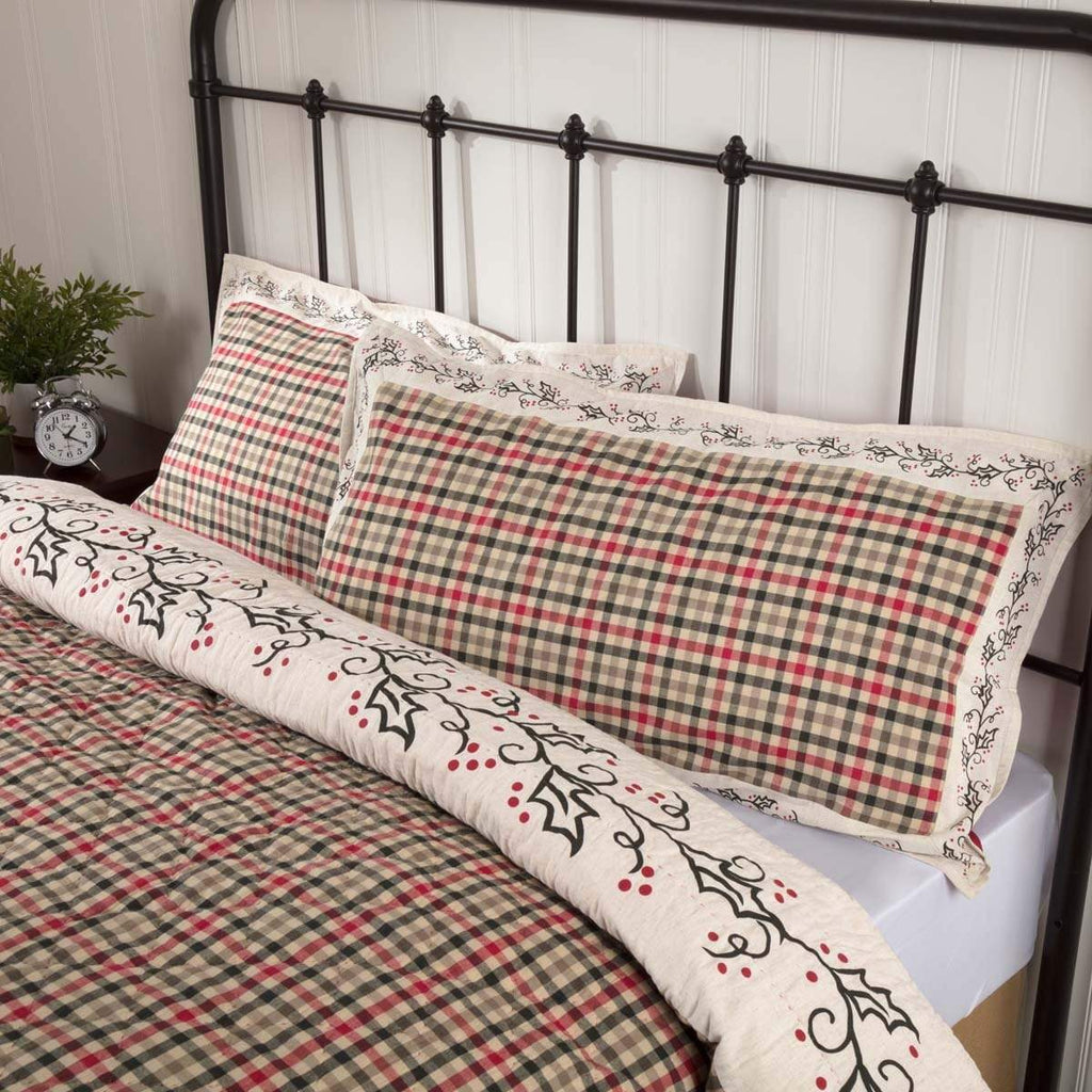 Seasons Crest Sham Hollis King Sham 21x37