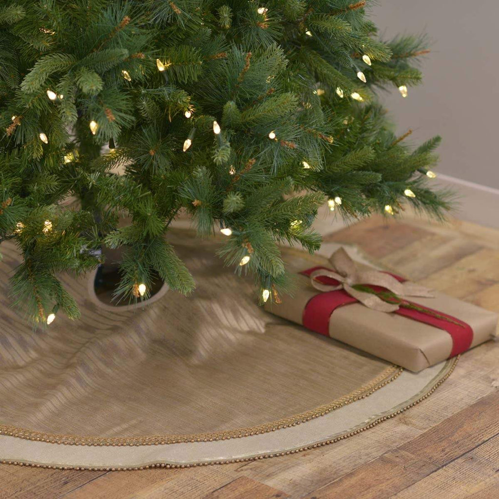Seasons Crest Tree Skirt Celebrate Tree Skirt 48