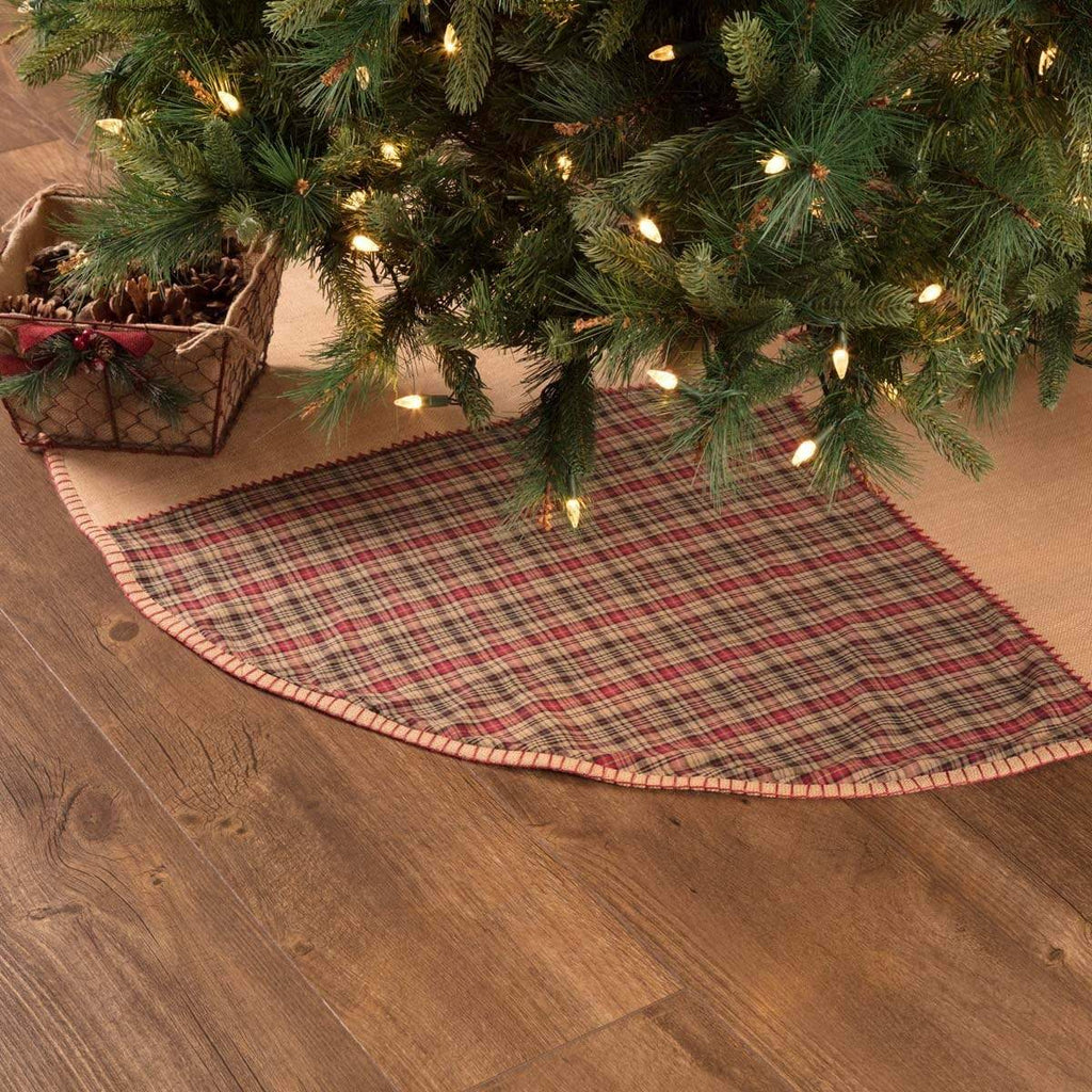 Seasons Crest Tree Skirt Clement Tree Skirt 48