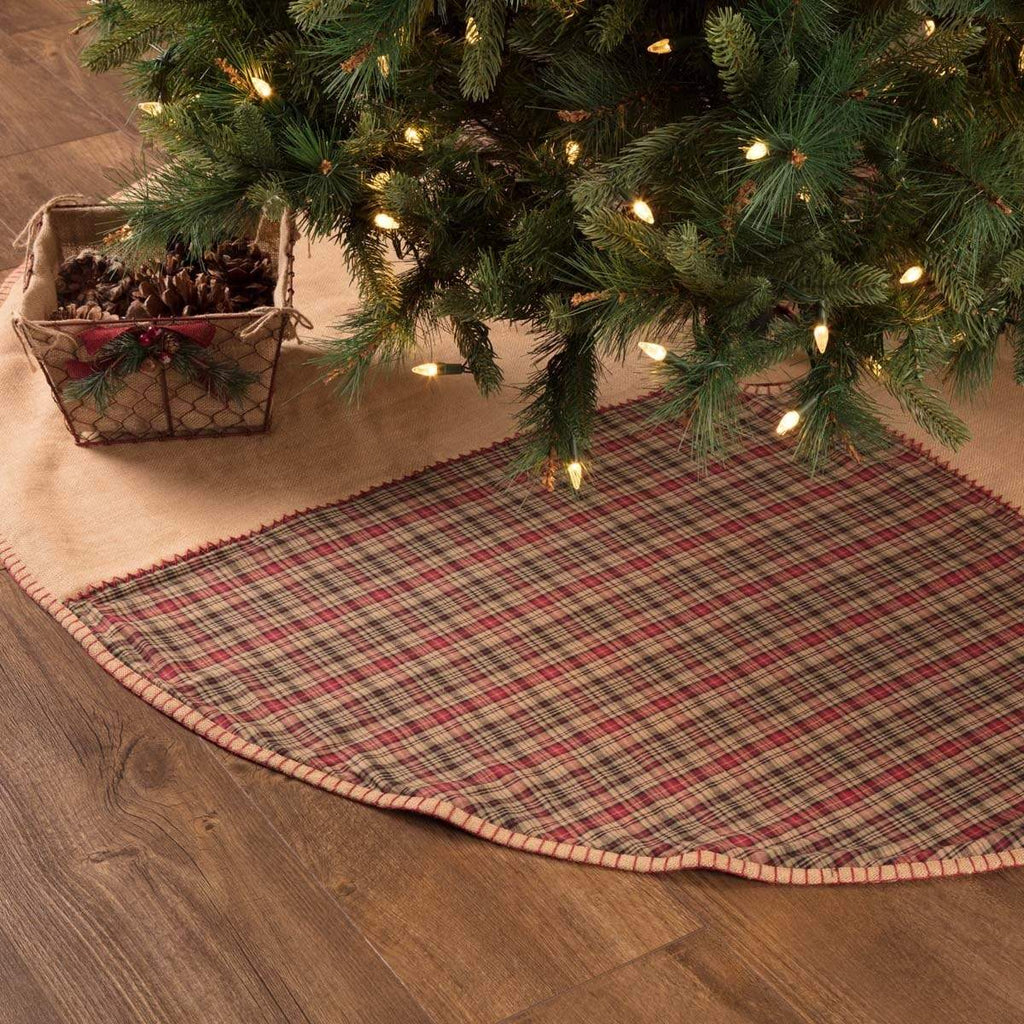 Seasons Crest Tree Skirt Clement Tree Skirt 60
