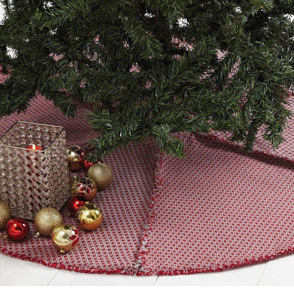 Seasons Crest Tree Skirt Tannen Tree Skirt 48