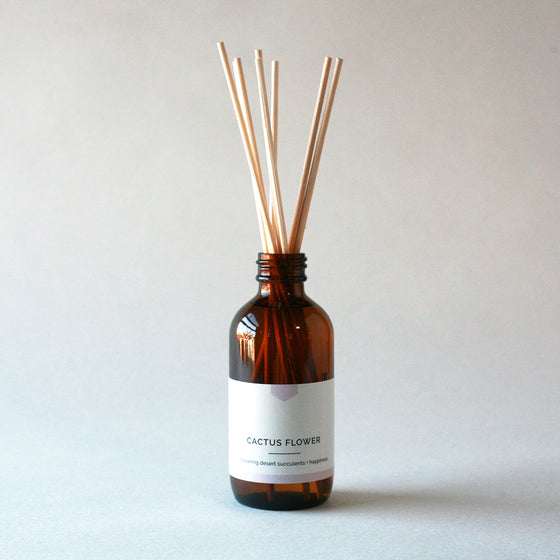 CACTUS FLOWER Reed Diffuser