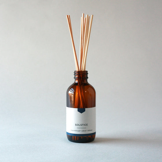 SOLSTICE Reed Diffuser