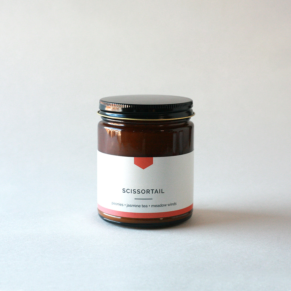 SCISSORTAIL Amber Love Soy Candle
