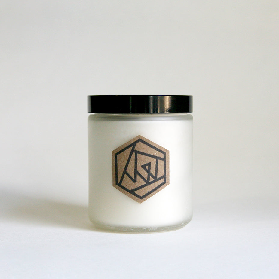 ORCHID GRAPEFRUIT Everyday Eco Soy Candle