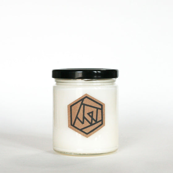 ROSE ROCK Everyday Eco Soy Candle