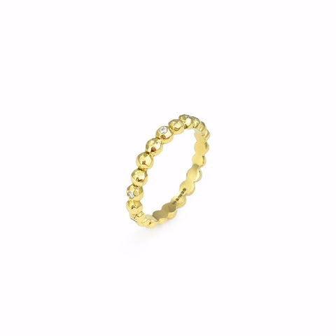 Juni Ring in Gold