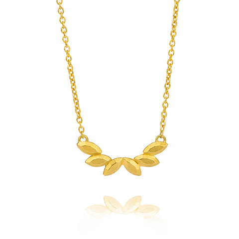 Gold Cosmo Necklace