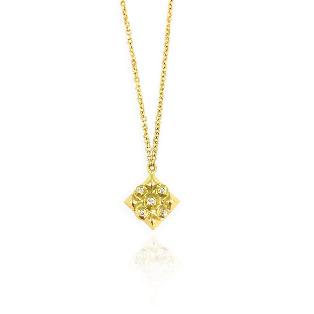 Lucia Diamond Pendant