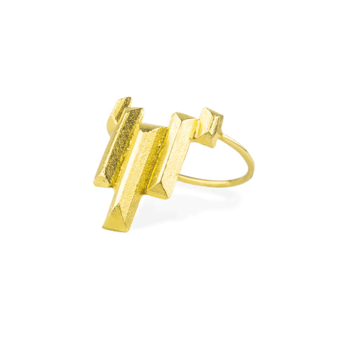 Gracia Ring in Gold
