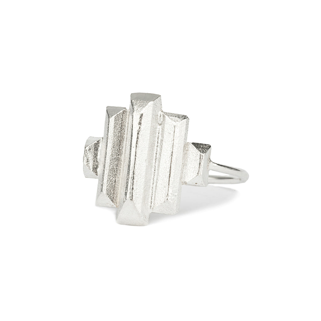 Ada Ring in Silver