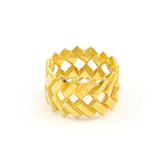Aria Ring in Gold