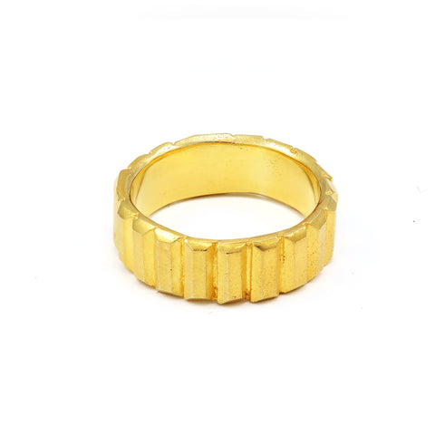 Gemma Ring in Gold
