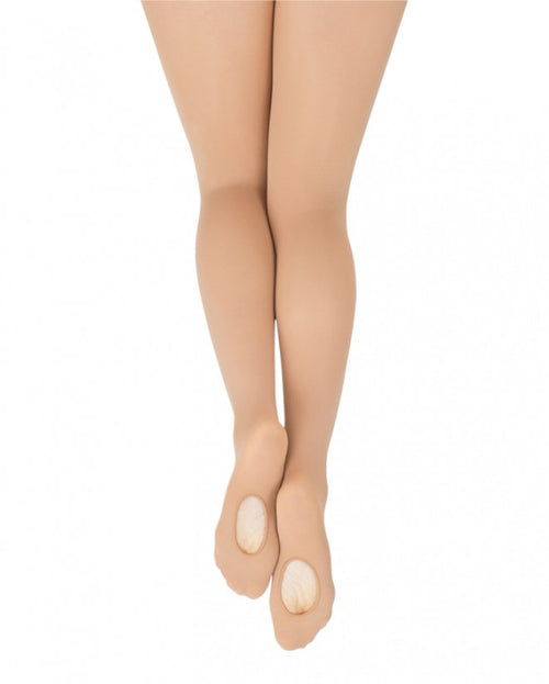 Capezio Adult Ultra Soft Transistion Tights - 1916 - Enchanted Dancewear - 1