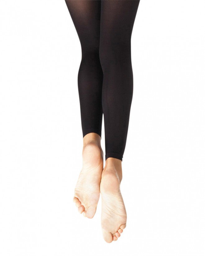 Capezio Child Footless Tights - 1917C - Enchanted Dancewear