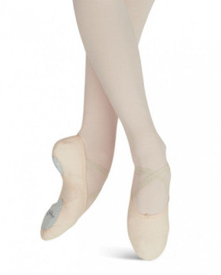 Capezio Adult Canvas Juliet II Canvas Split-Sole Ballet Shoes - 2028 - Enchanted Dancewear