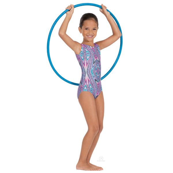 Eurotard Child Kaleidos Tank Leotard- 2389