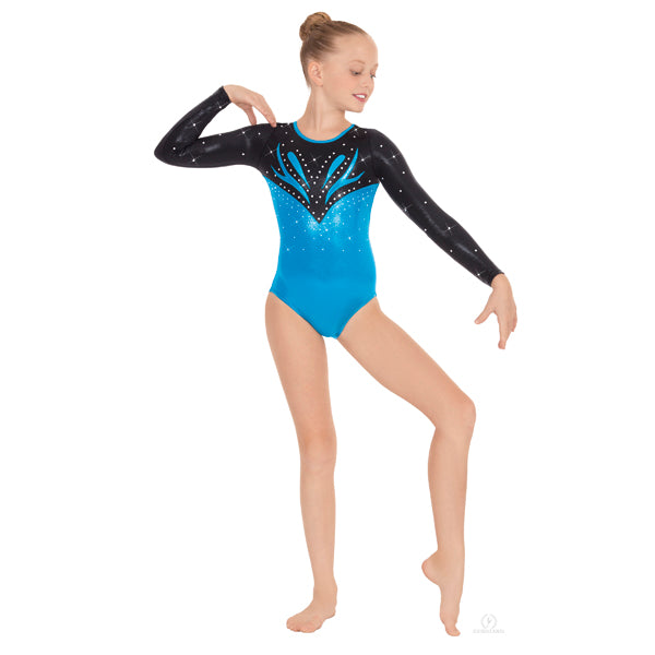 Eurotard Child Super Nova Gymnastics Leotard - 3220C