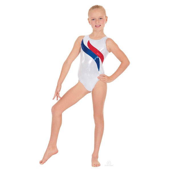 Eurotard Child Liberty Flame Leotard - 58897