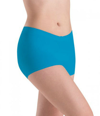 Motionwear Adult Low Rise Shorts - 7101 - Enchanted Dancewear - 5